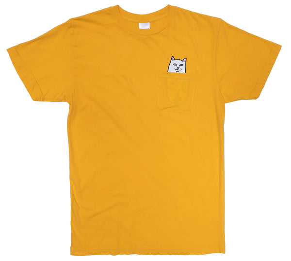 Lord Nermal Pocket Tee (Gold)