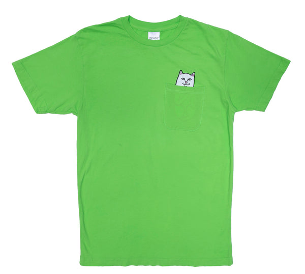 Lord Nermal Pocket Tee (Lime)