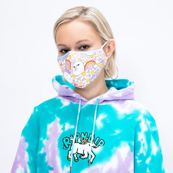 Daisy Daze Ventilated Mask (Multi)