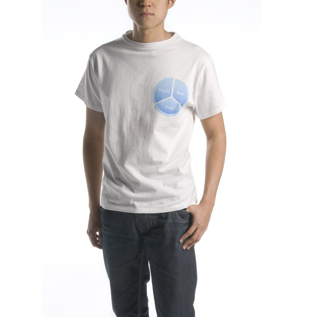 Peace – Organic cotton T-shirt for men