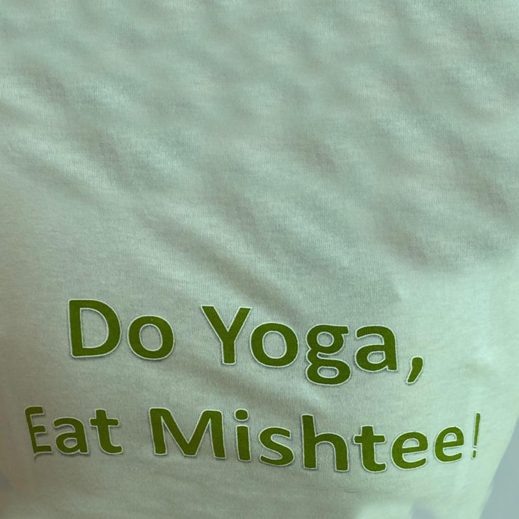 Yoga - Organic cotton T-shirt for women