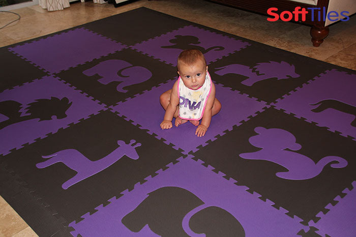 Baby Floor Mat Foam Baby Play Area Ideas Softtiles