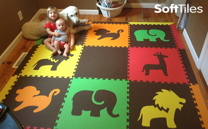 SoftTiles-Safari-Animals-9-Piece-Set-With-Borders