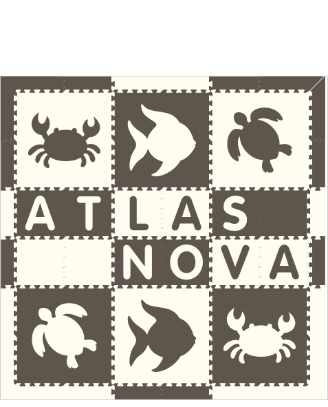 Atlas Nova IC Sea Animals GW 6x6