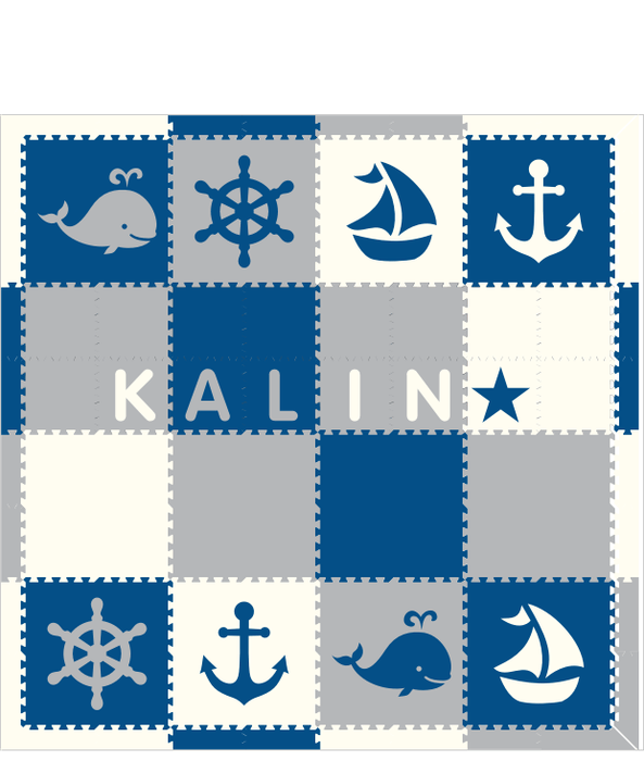 Kalin Nautical V2 BWH 8x8