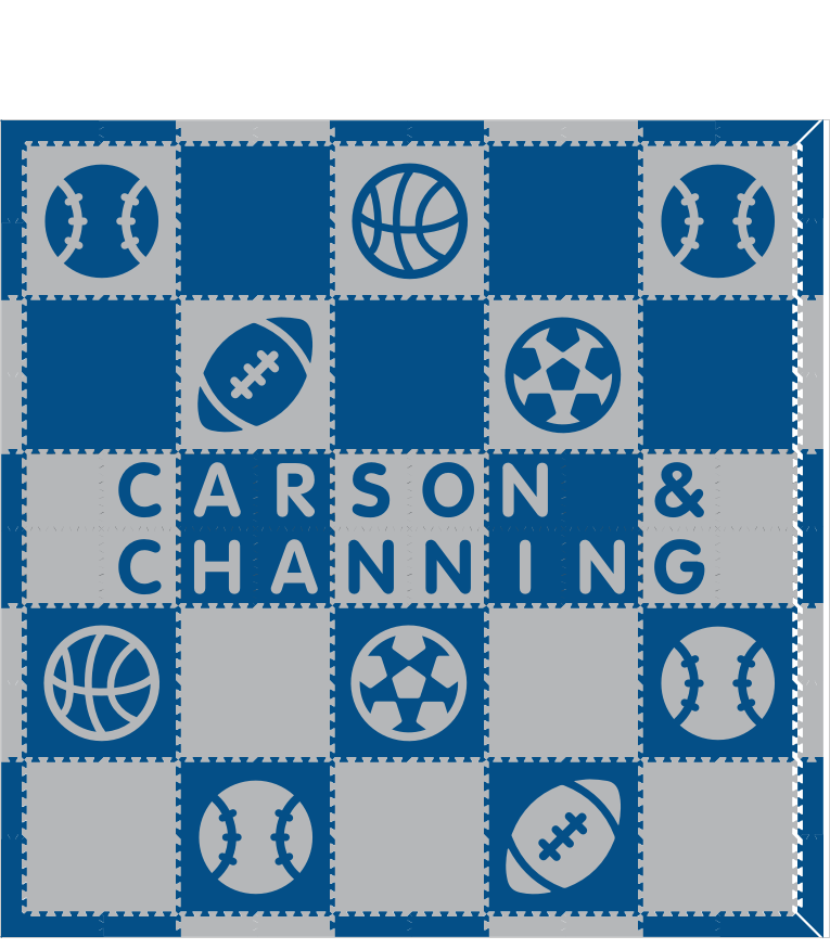 Carson and Channing Sports BH 10x10