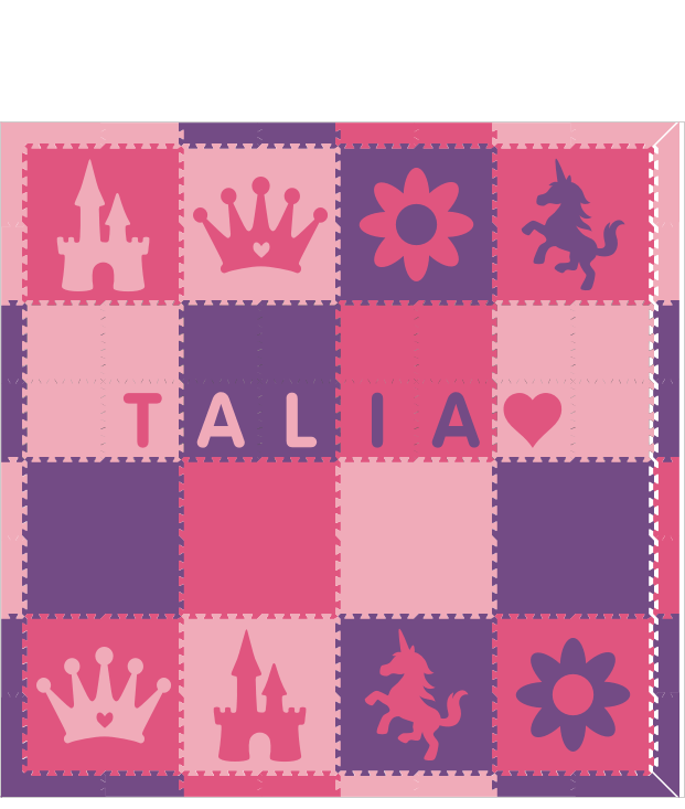 Talia IC Princess PPC 8x8