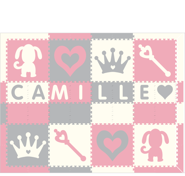 XDR2861-Camille Princess Dog WCH 6x8