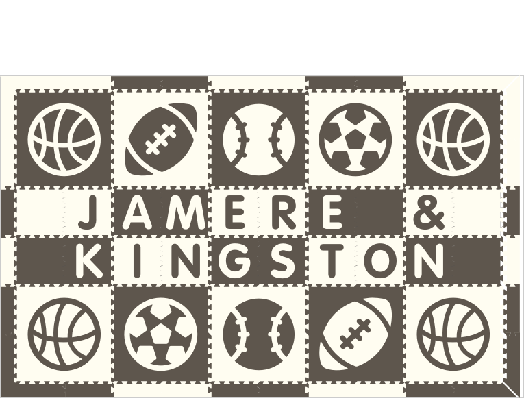 Jamere Kingston Sports GW 6x10