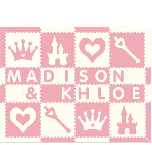 Madison & Khloe IC PRI WC 6x8