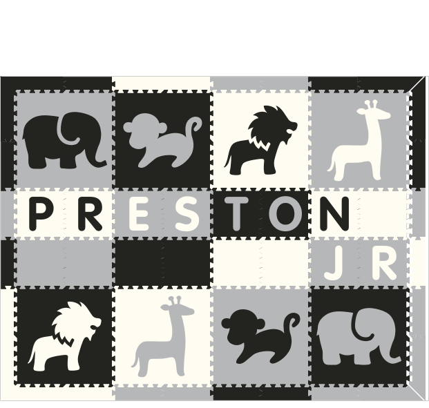 Preston Jr Safari BWH 6x8