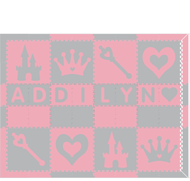 Addilyn Princess CH 6x8