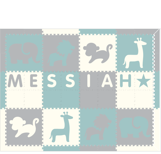 Messiah Safari WSH 6x8