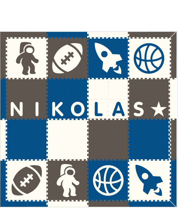 Nikolas IC Sports Space 3C BGW 8x8
