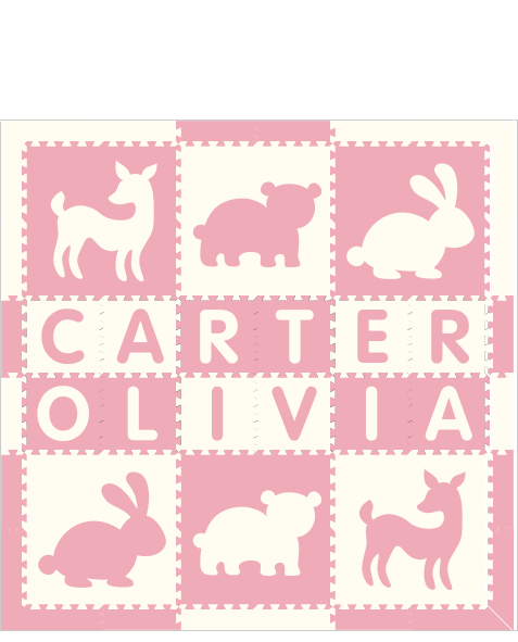 Carter Olivia Woodland WC 6x6