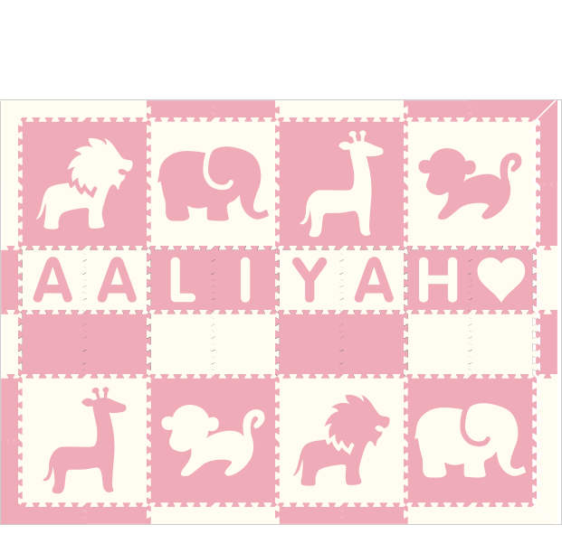 Aaliyah V2 Safari WC 6x8