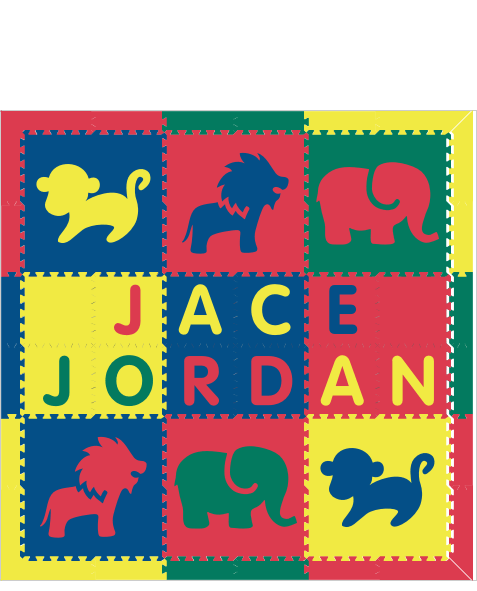 Jace Jordan Safari Primary 6x6