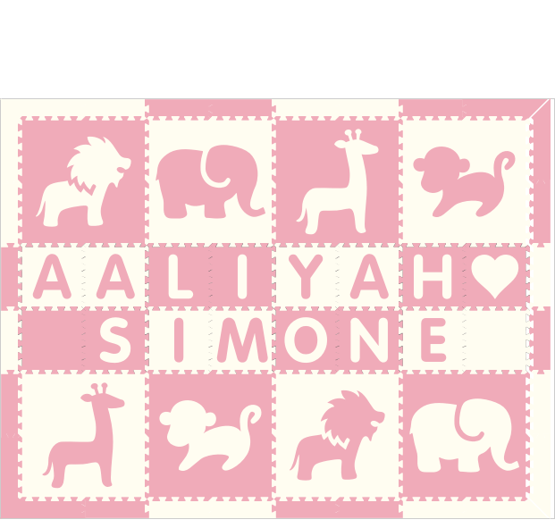 Aaliyah Simone Safari WC 6x8
