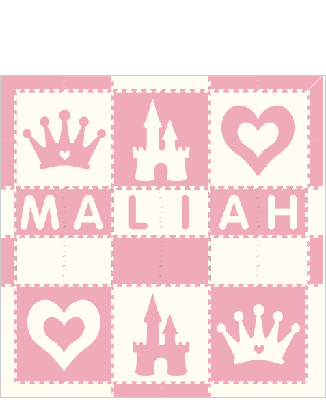 Maliah Princess WC 6x6