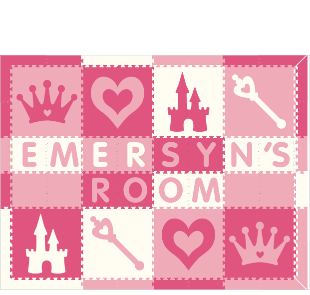 Emersyn's Room IC Princess PWC 6x8