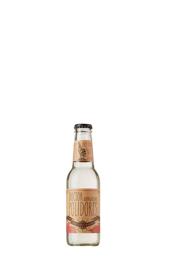 DOCTOR POLIDORI'S DRY TONIC WATER von Capulet & Montague Ltd., Tonic Water