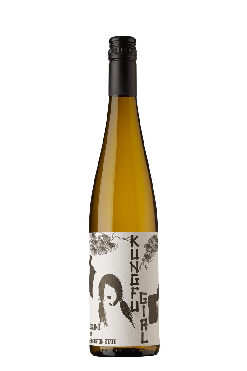 KUNGFU GIRL von Charles Smith Wines, Weißwein