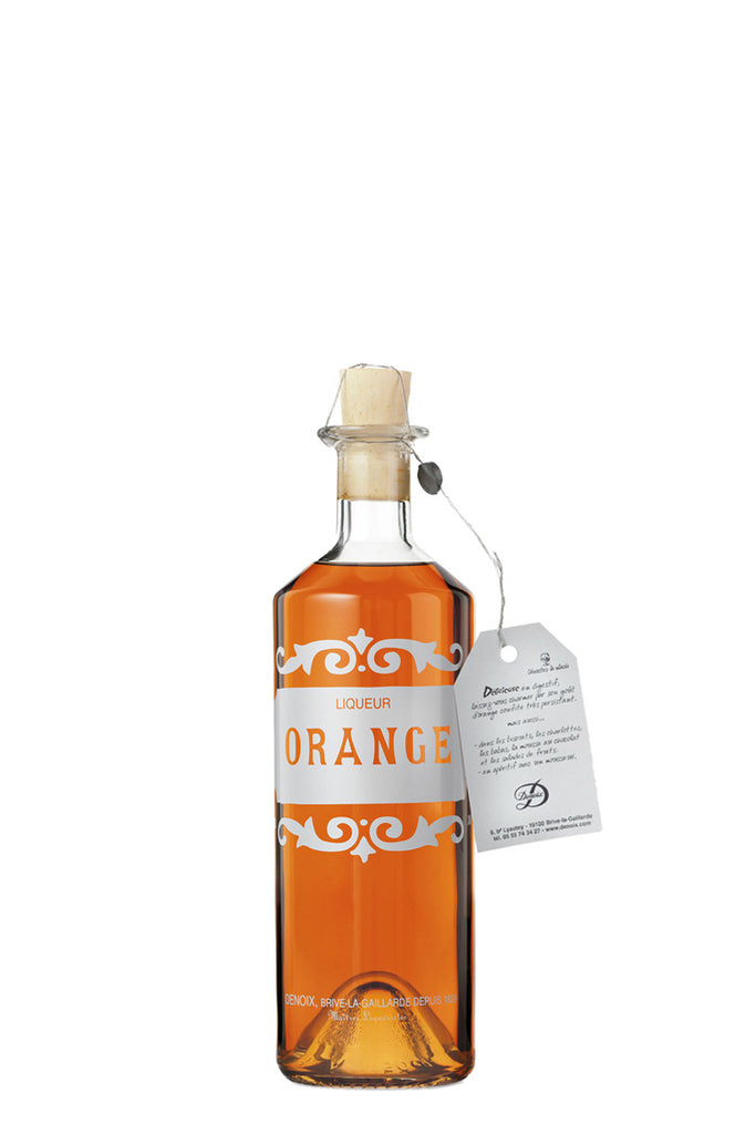 ORANGE , Likör - Distillerie Denoix, DEALER DE VIN