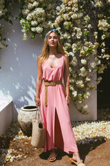 Cassidy Split Dress | Blossom