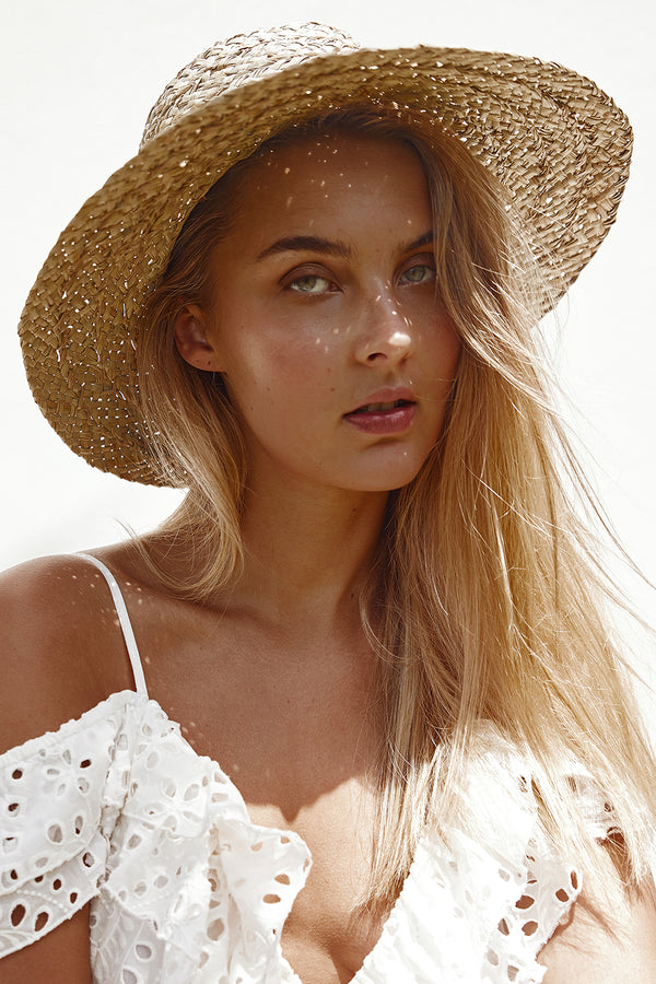 Island Woven Hat