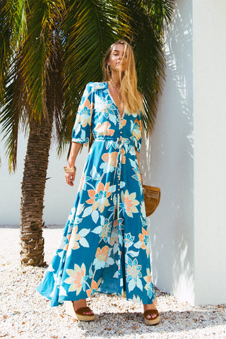 Oracle Sundress | Peacock