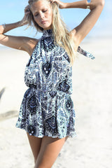 Lola Romper | Bellflower