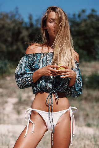 Bronte Off-Shoulder Top | Arizona