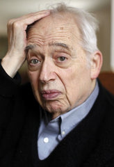 The brilliant, but controversial, literary critic Harold Bloom