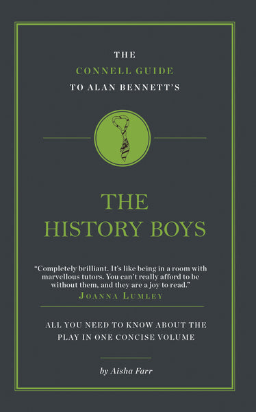 Alan Bennett's The History Boys