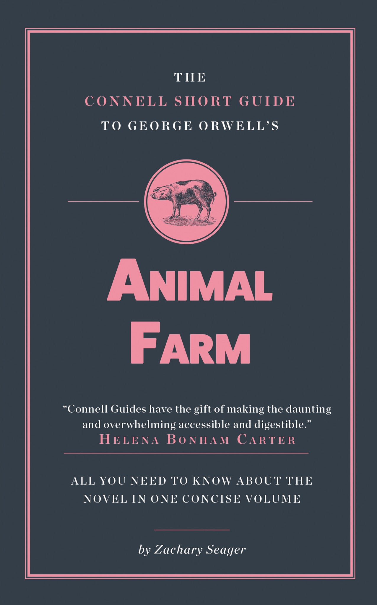 george orwell s animal farm short study guide connell guides george orwell s animal farm short study guide