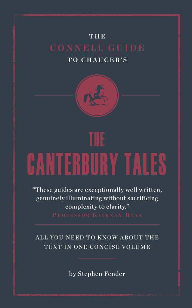 Geoffrey Chaucer's The Canterbury Tales Study Guide