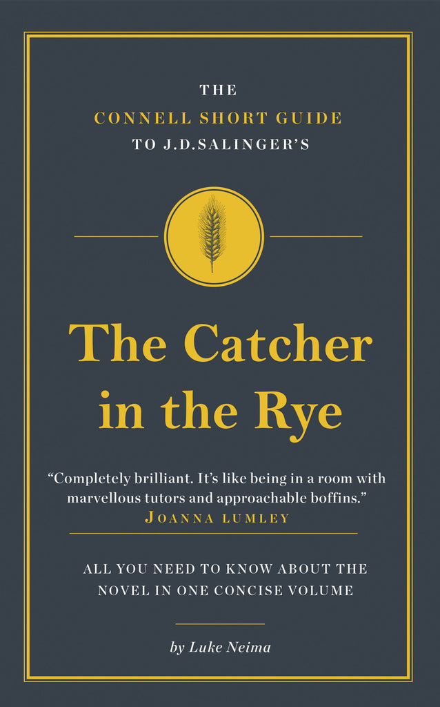 J. D. Salinger's The Catcher in the Rye Short Study Guide