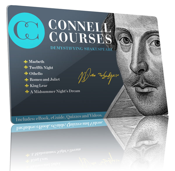 Connell Courses: Demystifying Shakespeare (Pay Monthly - Digital)