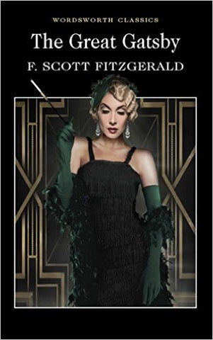 The Great Gatsby (Wordsworth Edition)