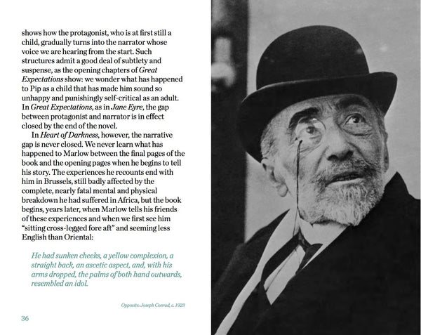 an analysis of the criticism on the novel heart of darkness by joseph conrad Marxist analyses of heart of darkness  heart of darkness analysis acclaimed literary critic harold bloom analyzes joseph conrad's heart of darkness on a .