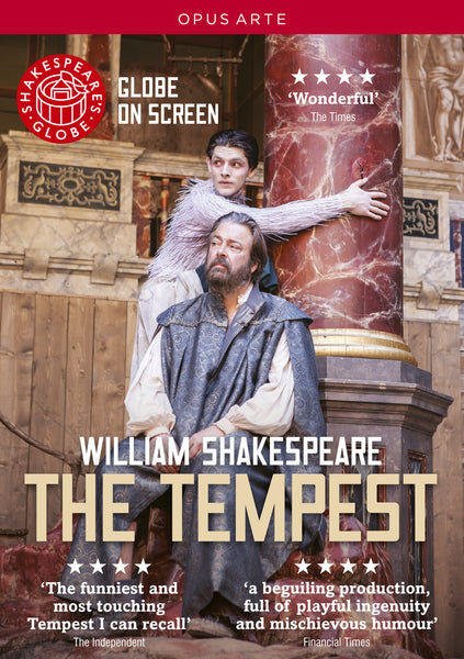 DVD: Shakespeare's The Tempest