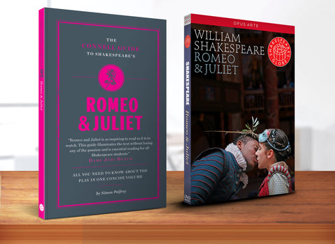 Connell Courses: Demystifying Shakespeare (DVDs + Books)