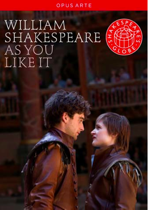 DVD: Shakespeare's As You Like It