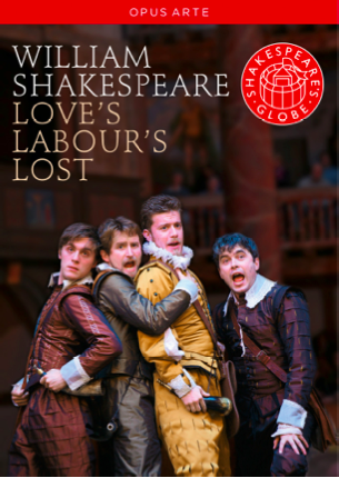 DVD: Shakespeare's Love's Labour's Lost