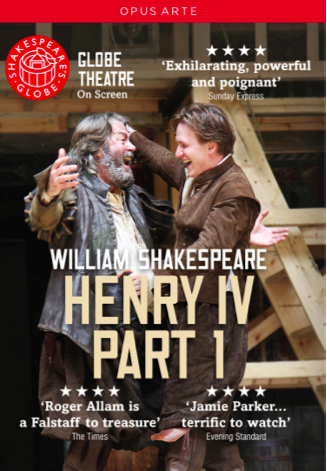 DVD: Shakespeare's Henry IV Part 1