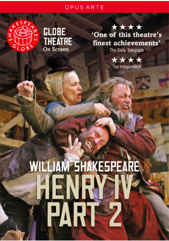 DVD: Shakespeare's Henry IV Part 2