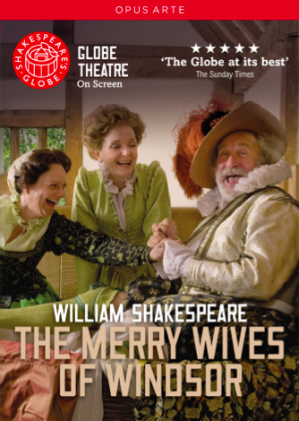 DVD: Shakespeare's Merry Wives of Windsor