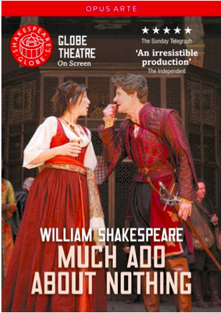 DVD: Shakespeare's Much Ado About Nothing