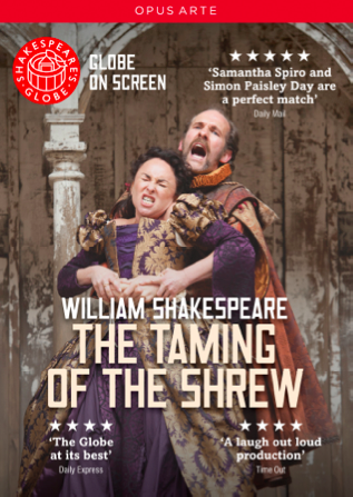 DVD: Shakespeare's Taming of The Shrew