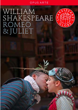 DVD: Shakespeare's Romeo and Juliet